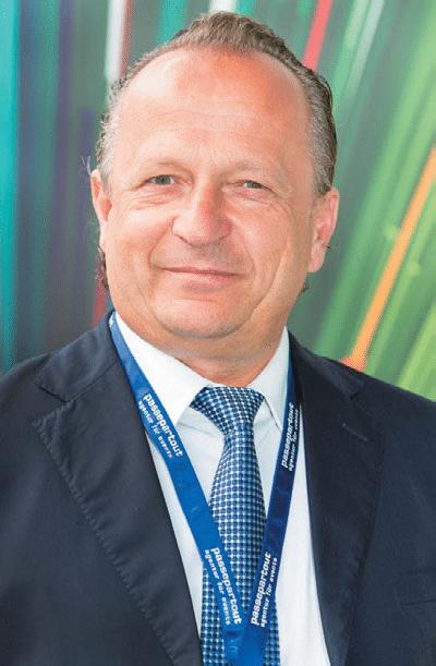 Thorsten Kalmutzke, Geschäftsführer und Mehrheitsgesellschafter von Passepartout