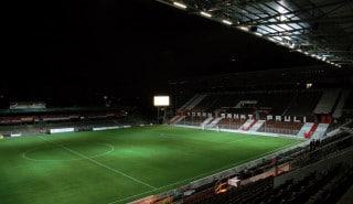 Millerntor Stadion Hamburg, Heimat des FC St. Pauli