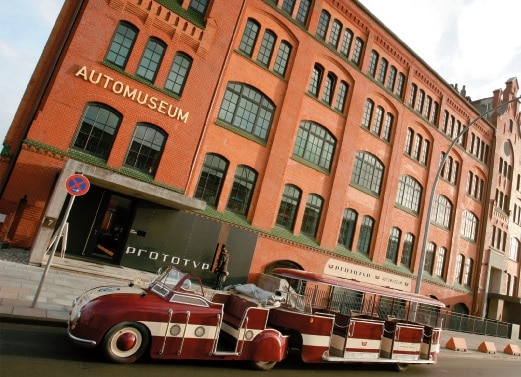 Foto Hamburger Automuseum