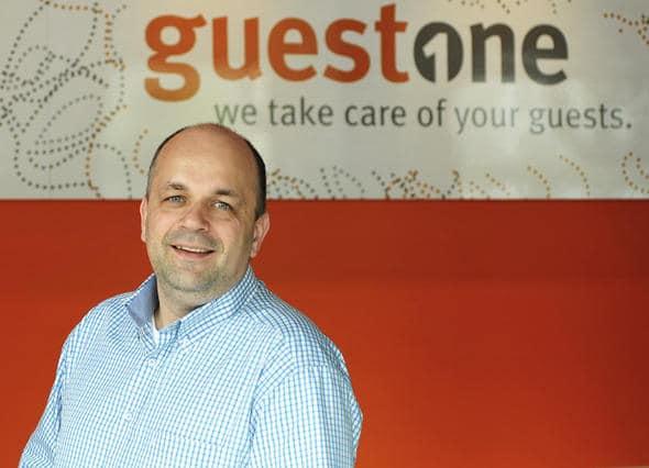 Marcel Schettler, Geschäftsführer Guest-One GmbH