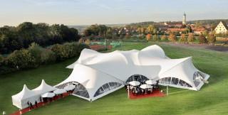 Zelt von Opera Tent zu 50 Jahren Südpack