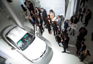 Ein wichtiger Wegbegleiter in der trendhouse Geschichte ist BMW.