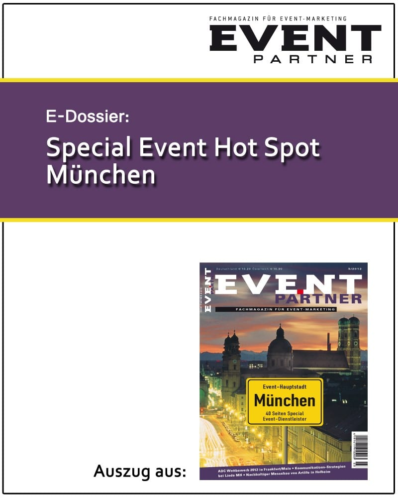 Produkt: Event Hot Spot München