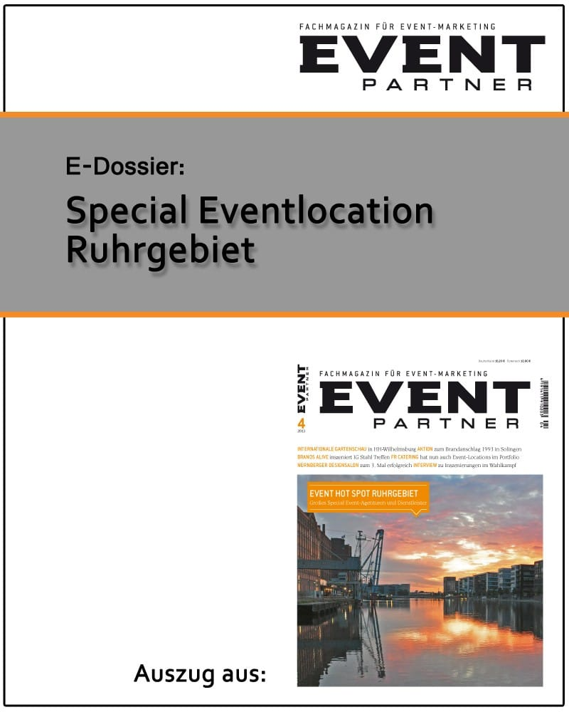 Produkt: Event Hot Spot Ruhrgebiet