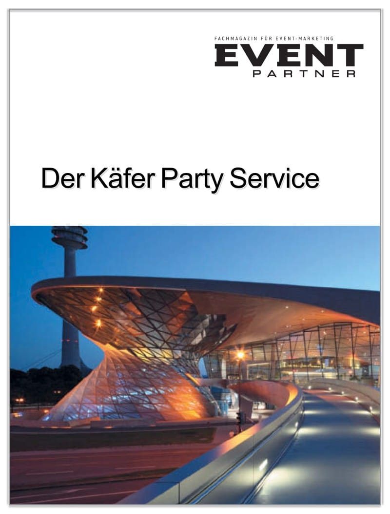 Produkt: Käfer Catering