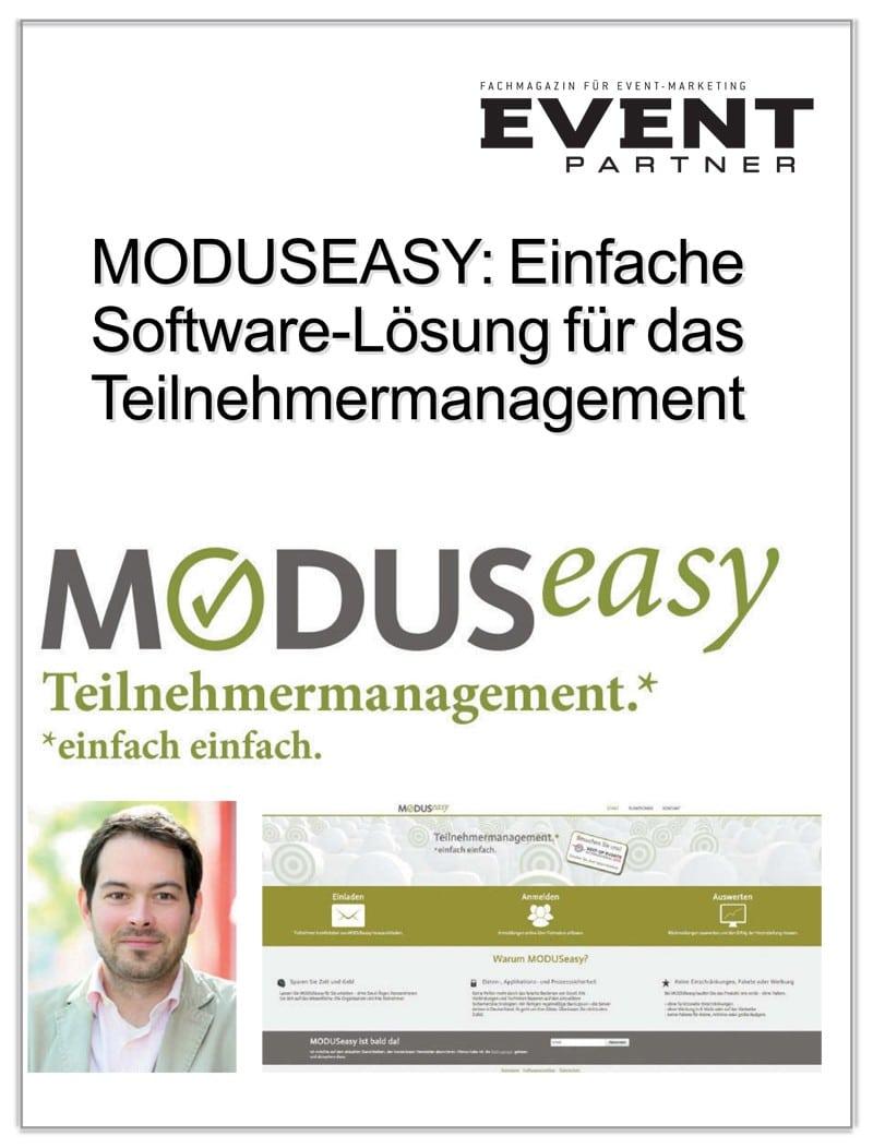 Produkt: Teilnehmermanagement