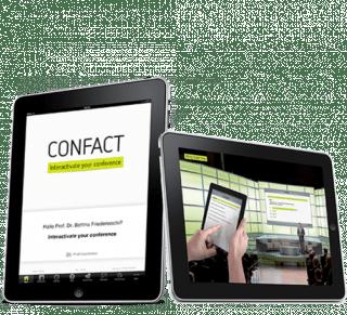 Event-App Confact von Numeo