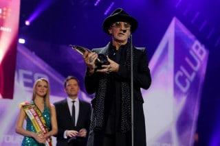 Marius Müller-Westernhagen bei der Verleihung