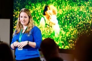Annabelle Atchison, die Gründerin der Social Business Agentur 42ponies*
