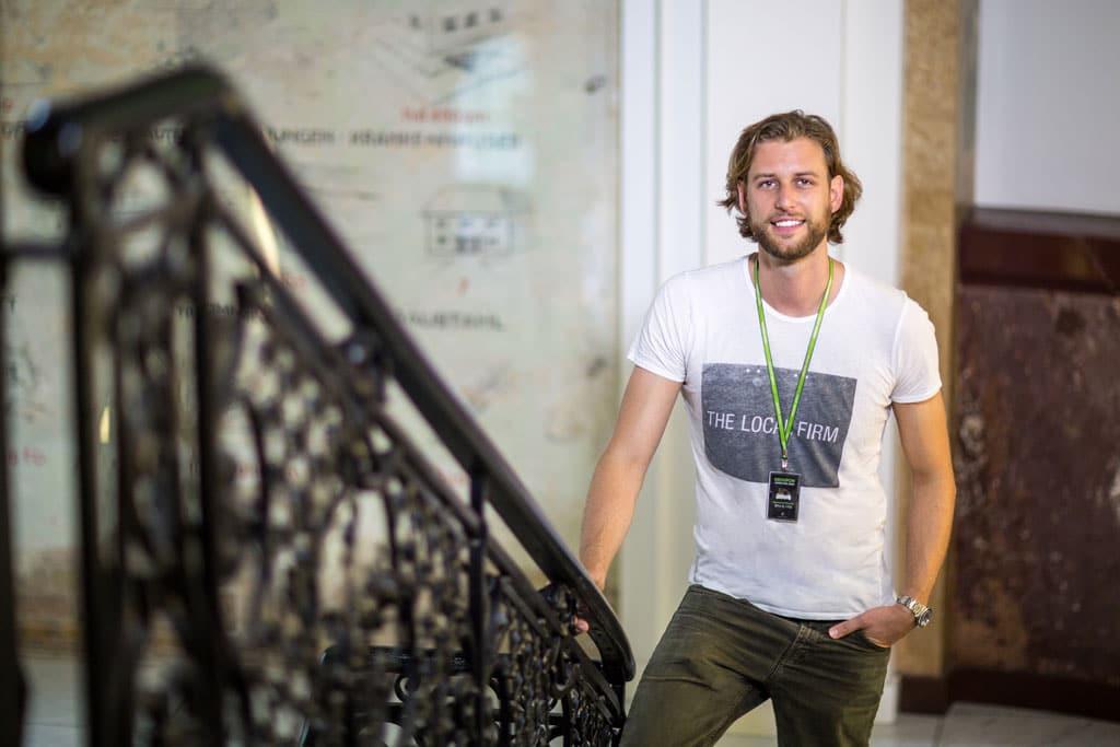 Emanuel Stehle, Groupon-Geschäftsführer DACH