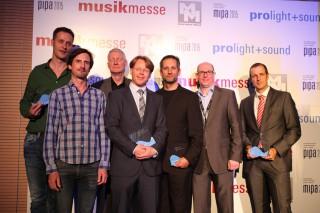 SINUS Preisträger 2015