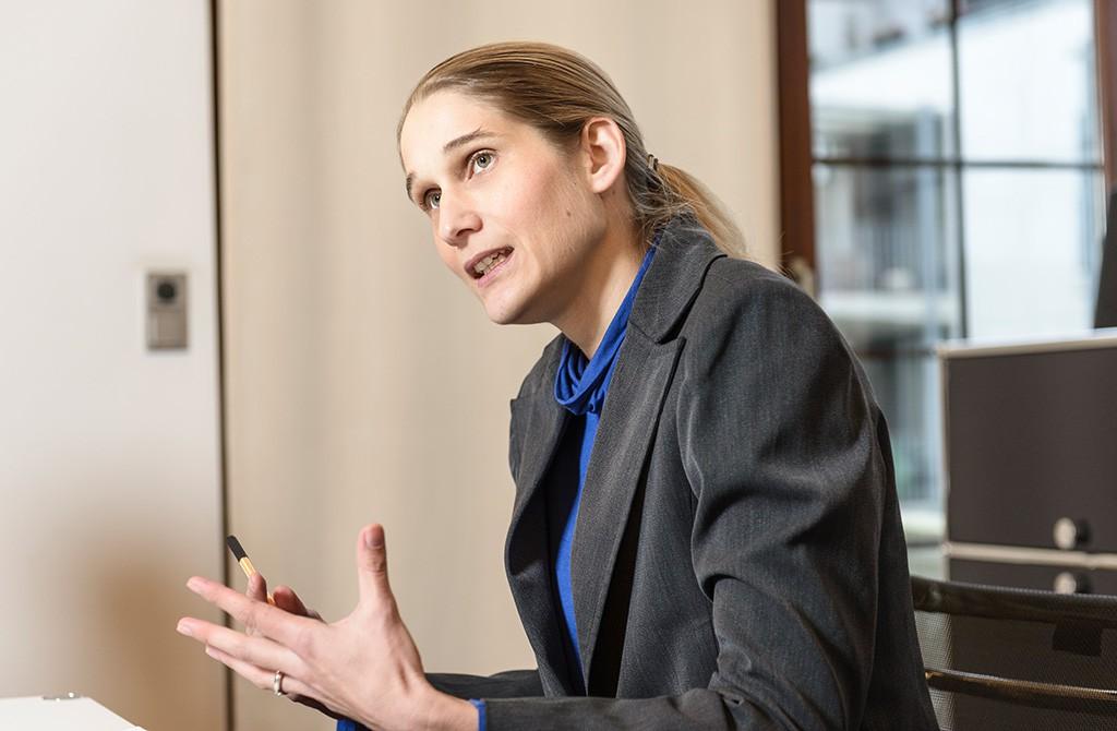 Ulrike Ellmann von Vok Dams
