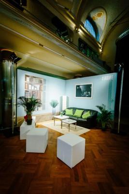 """Darstellung Lebenswelten """"Home"""" anlässlich #SHIFT0115"""