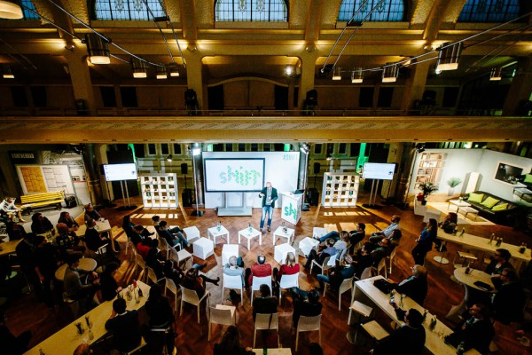 Vortragsreihe #SHIFT0115 im Portland Forum Heidelberg