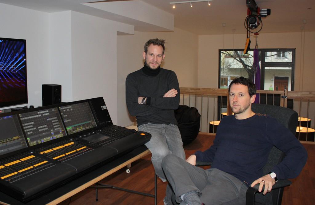 Tobias Heydthausen und Tilman Schumacher (v.l.), die Inhaber von Prefocus