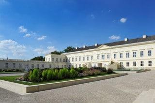 Außenansicht Schloss Herrenhausen