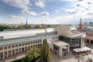 Die Schirn in Frankfurt