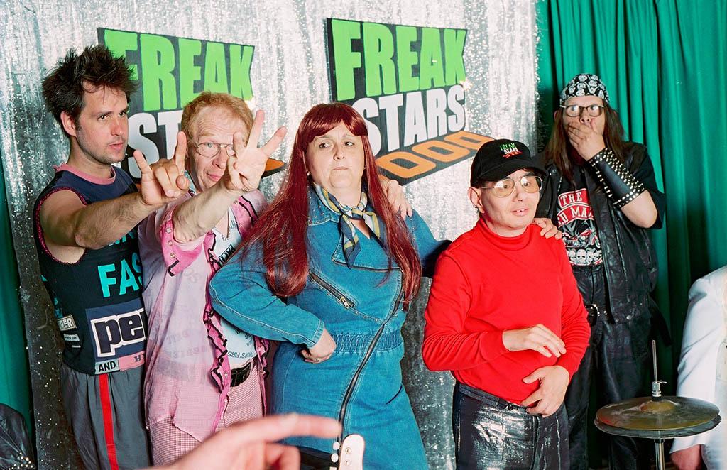"""TV-Show """"Freakstars 3000"""" aus dem Jahr 2003 von Christoph Schlingensief"""
