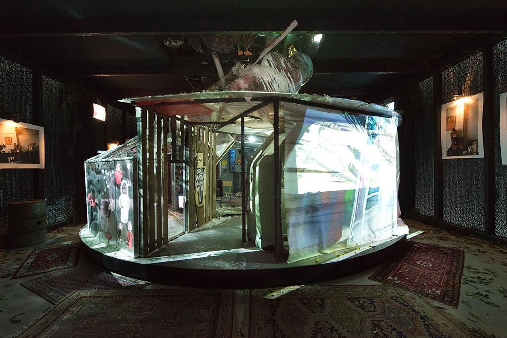 Die Kunstwerke in Berlin widmeten Schlingensief eine große Retrospektive
