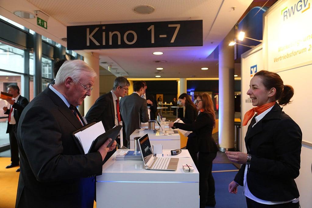 Marketing- und Vertriebsforum im CineStar Dortmund