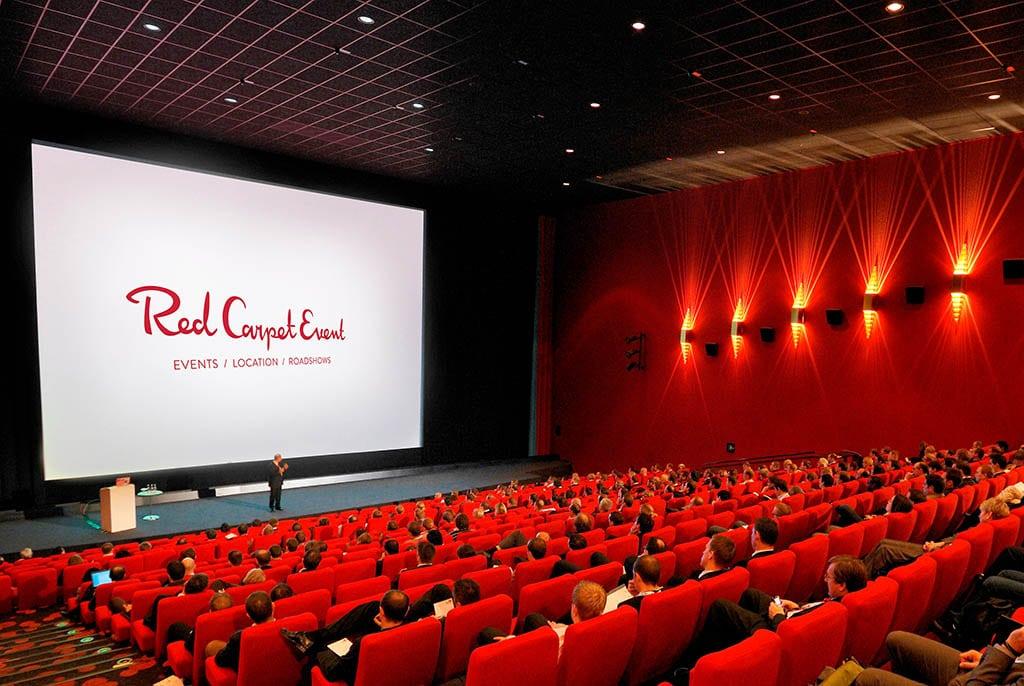 Red Carpet Gmbh Kino Als Eventlocation Mit Red Carpet