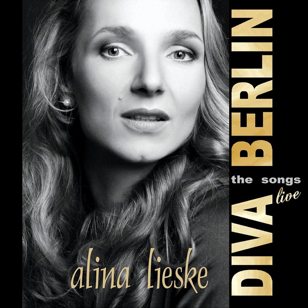 Alina Gause solo unter ihrem Mädchennamen Alina Lieske mit Songs aus ihrem Programm Diva Berlin