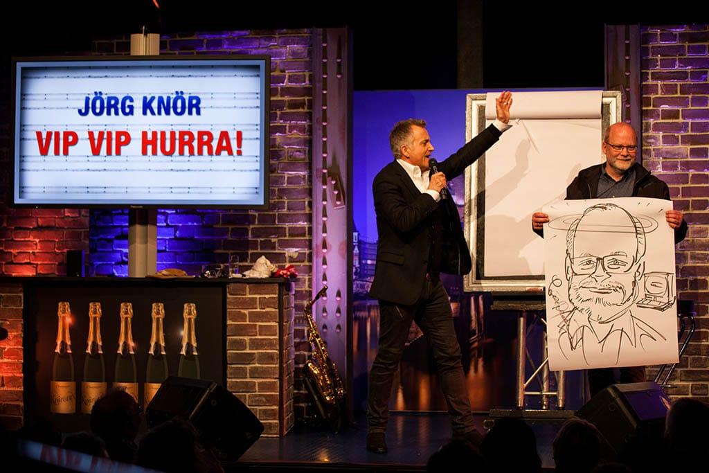 Entertainer Jörg Knör