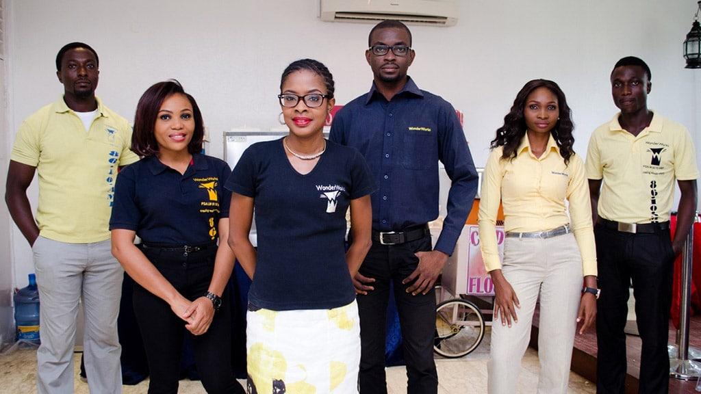 Das Team von WonderWorks