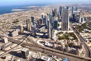 Dubai Airview