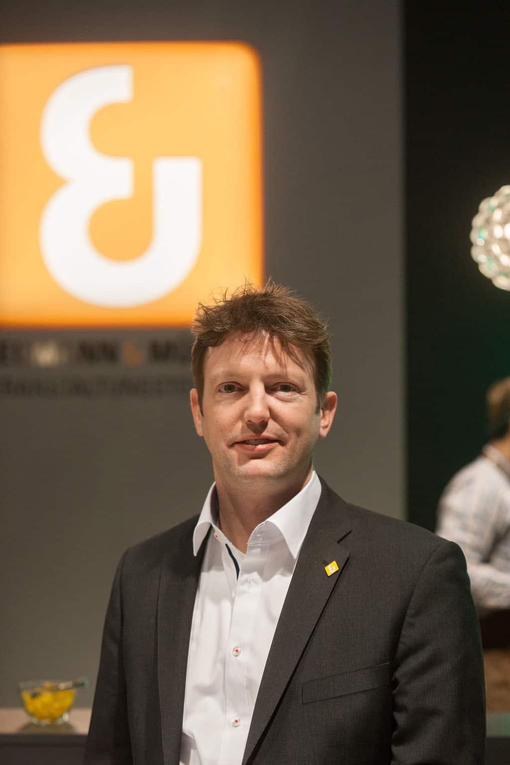 Alex Ostermaier, Geschäftsführer Neumann&Müller GmbH & Co. KG