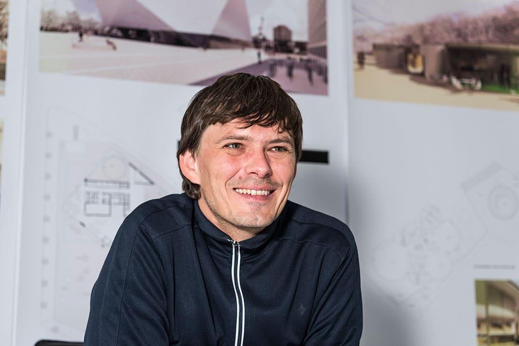 Boris Banozic, Architekt