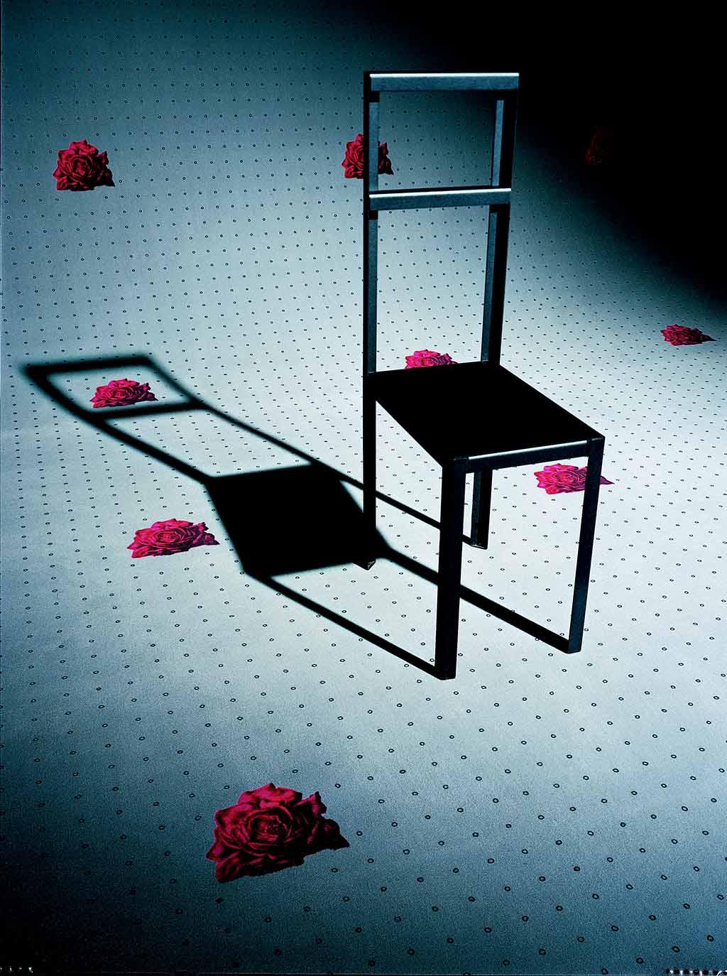 Der Teppich- und Staubsaugerhersteller Vorwerk aus Wuppertal ließ von Künstler Robert Wilson Teppiche wie auch Events entwerfen