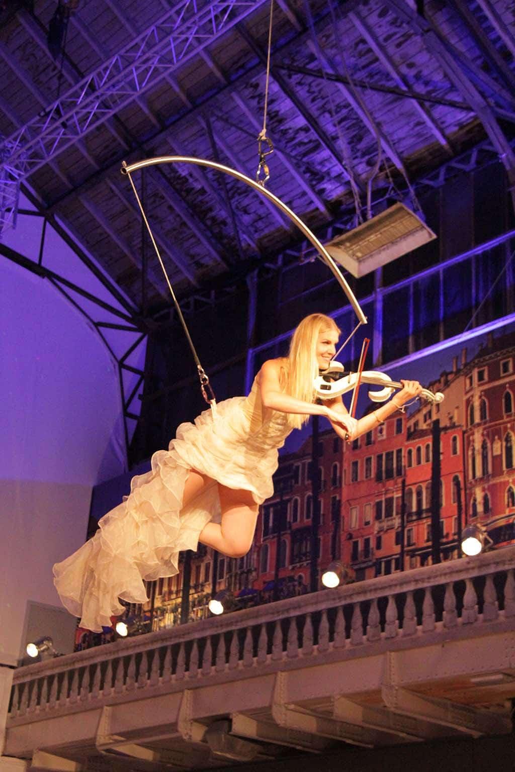 Flying Violin von Euroviva