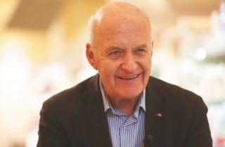 Götz Werner, Gründer des Drogerie-Discountmarktes dm.