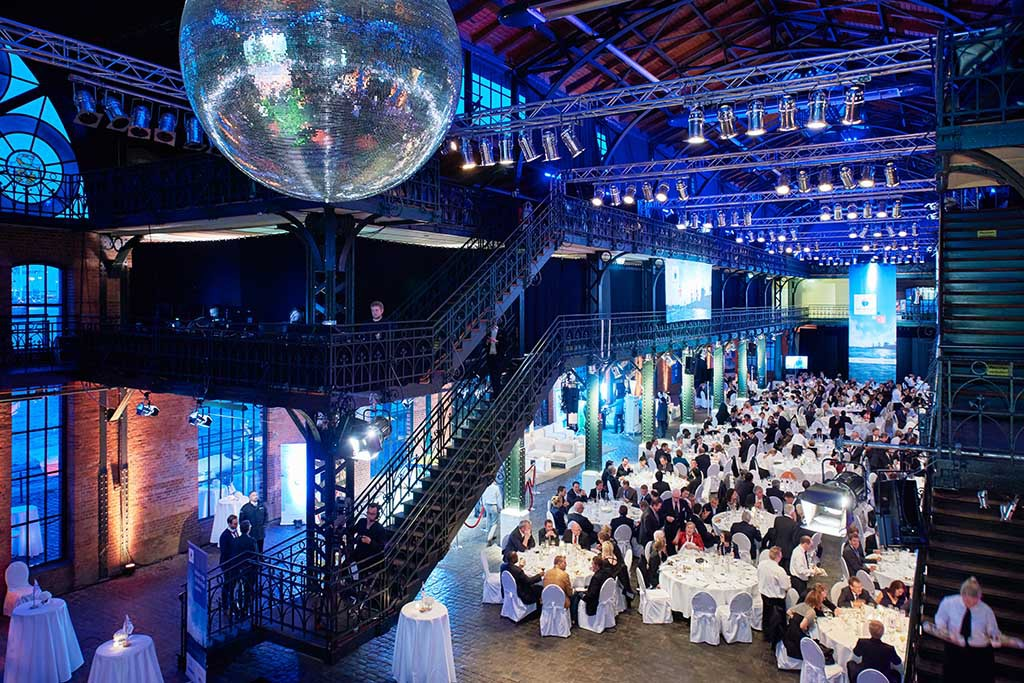 Gala Dinner bei der World Ports Conference