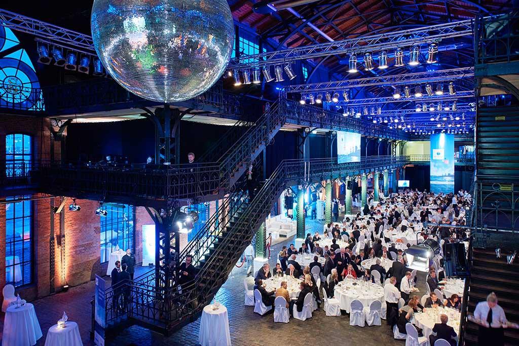 Gala Dinner bei der World Ports Conference