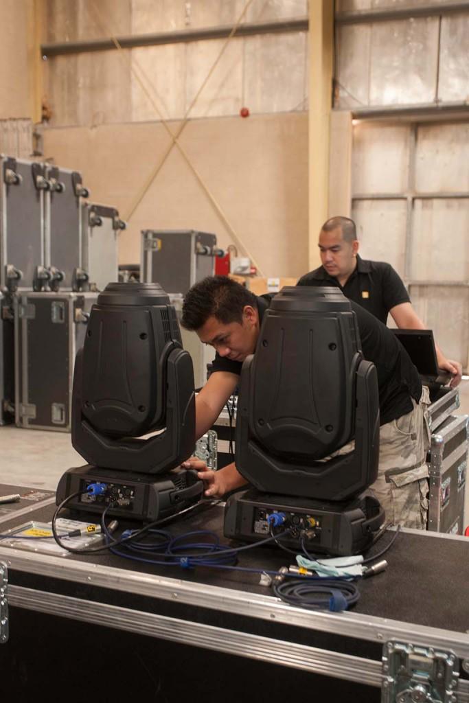 Techniker von N&M
