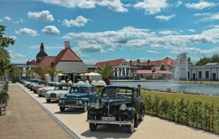 Volvo feierte mit 2.000 Gästen die Europapräsentation des Volvo V40.