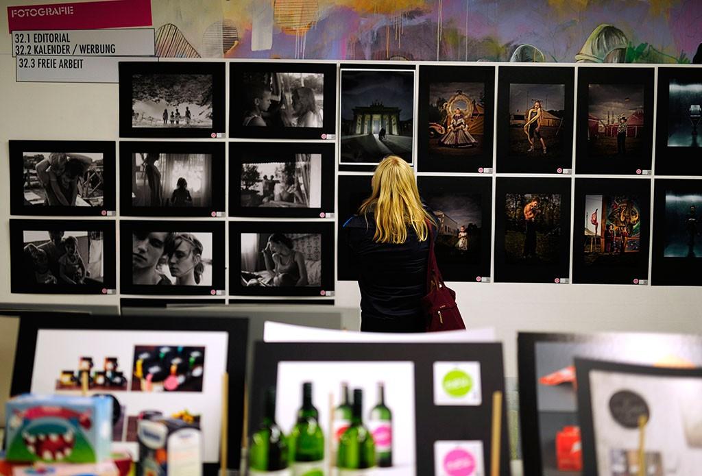 Ausstellung beim ADC Festival 2015