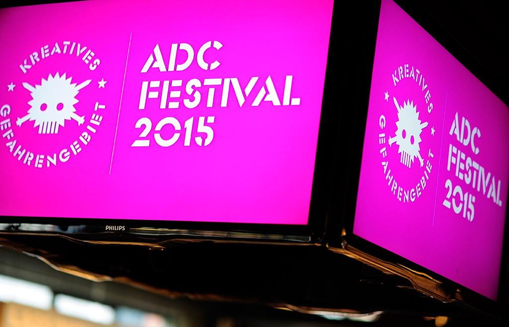 Logo des ADC Festivals 2015