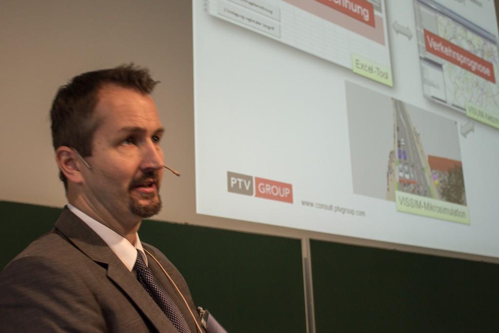Andreas Schomborg, PTV Group