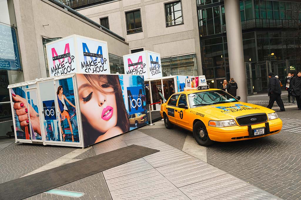 Maybelline MakeUp Store