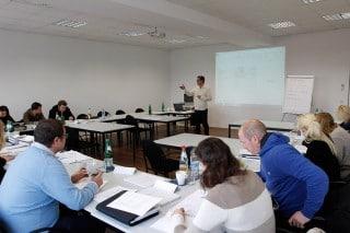 Seminar Studieninstitut für Kommunikation