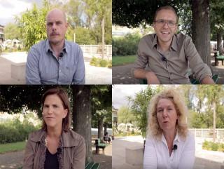 Jurymitglieder des Famab Award 2015