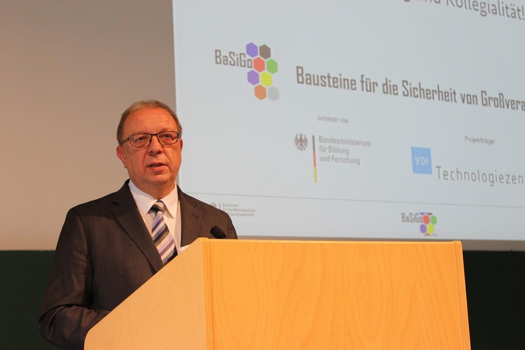 Peter Wilde, Bundesamt für Bevölkerungsschutz und Katastrophenhilfe