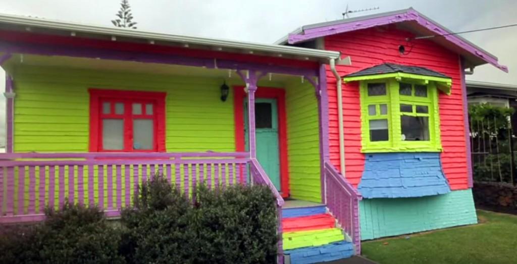 Post-It Haus