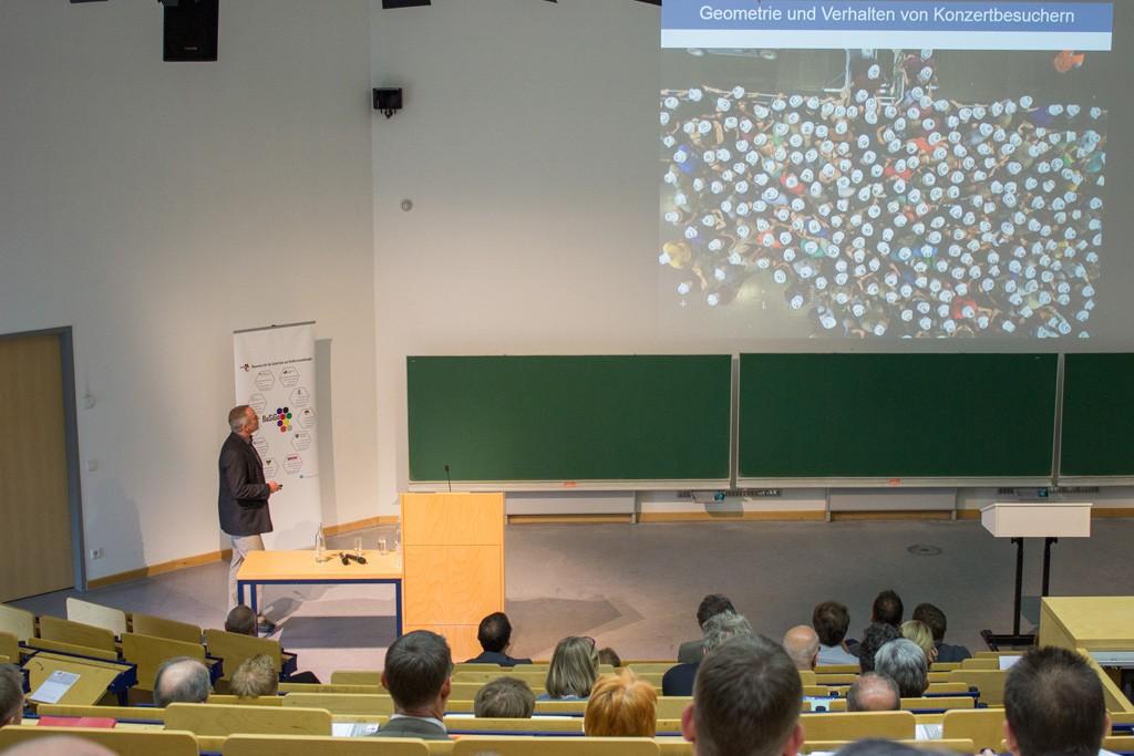 Prof. Dr. Armin Seyfried, Forschungszentrum Jülich