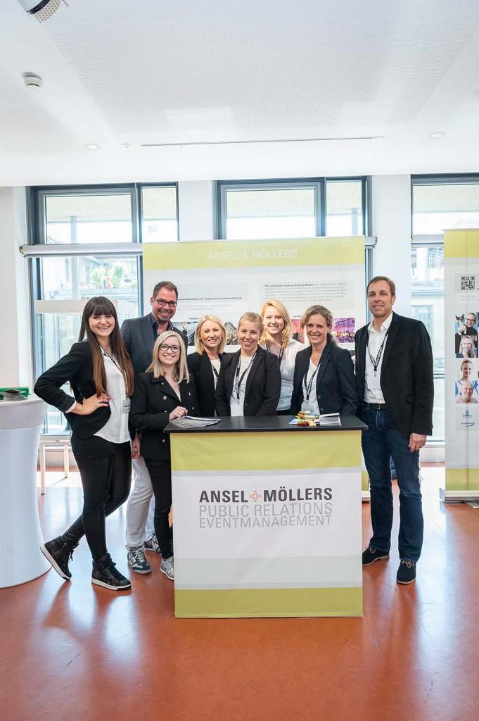Das Agenturteam von Ansel & Möllers