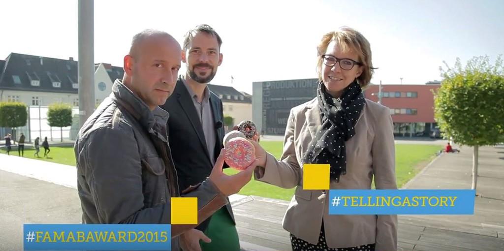 Jean-Louis Vidière Ésèpe, Prof. Tobias Wallisser, Dr. Petra Kiedaisch