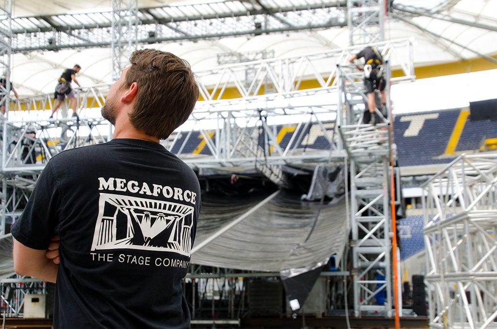 Robin Langner von Megaforce